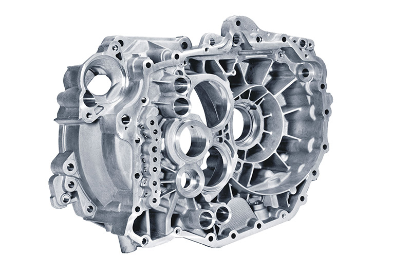 Reference for aluminium die casting – clutch housing
