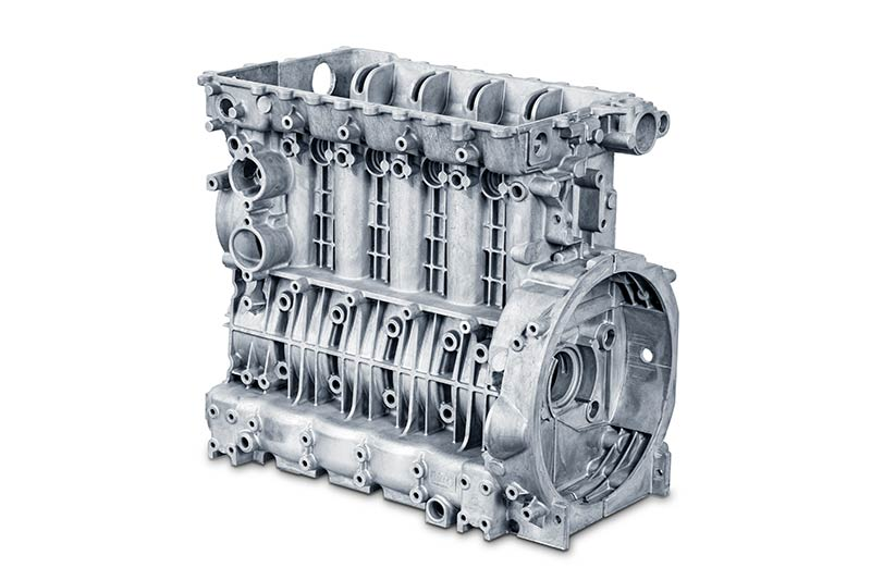 Reference for aluminium die casting in the field of agricultural machinery