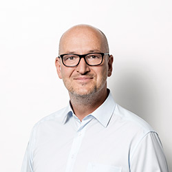 Joachim Lamer, Head of Sales